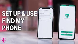 How to Use Find My iPhone and Find My Device App for Android | T-Mobile