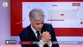 Invité : Ugo Bernalicis - Territoires d'infos (22/03/2019)