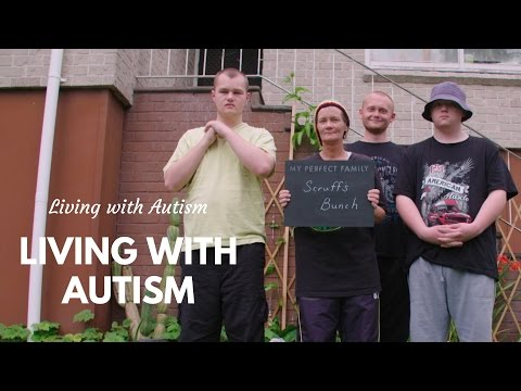 Family living with Autism: Scruff's Bunch