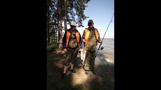 Отпуск Отдых с рыбалкой в Завьялово Ч 1