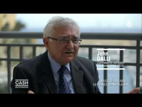 Cash investigation - Industrie du tabac la grande manipulation