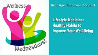 """""""wellness wednesdays,"""" is a structured webinar/conference call series that focuses on enhancing professional and personal wellness through the joy of medicine."""