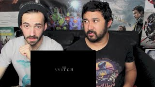THE WITCH Official TRAILER #1 REACTION & REVIEW!!!