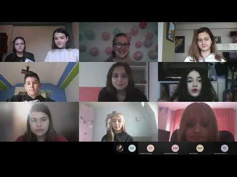 India & Macedonia School Colaboration 2020