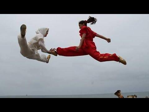 Zeynab Akyuz : Atlet Wushu Cantik Asal Turki Yang Ditolak European Wushu