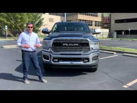 2019 Ram 2500 Diesel | Complete Review | with Casey Williams