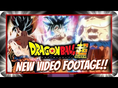 GOKUS NEW FORM FINALLY REVEALED?! NEW VIDEO FOOTAGE! REACTION!