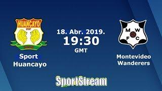 🔴⚽Sport Huancayo vs Montevideo Wanderers⚽🔴 Copa Sudamericana 2019 | 😱SIMULACIÓN🎮