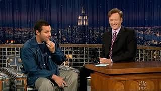 Conan O'Brien 'Adam Sandler (part-1) 5/26/05
