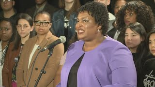 Abrams says she can't win GA governor race