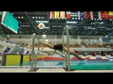24. Intern. Deutsche Meisterschaften im paralympischen Schwimmen 2010