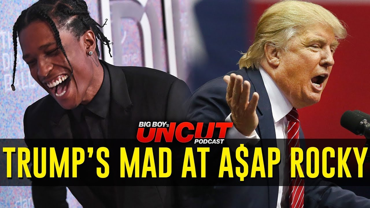 Trump Administration Wants A$AP Rocky To Be Thankful, Terrible TSA Agent + More!