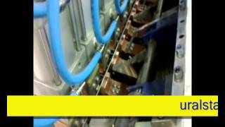 Автоматическая машина сварки сеток бункерная(Автоматическая машина АМКС - стационарная установка, бункерного типа загрузки предназначена для производс..., 2014-08-27T07:48:42.000Z)