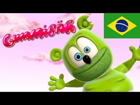 I WANT CANDY - Brazilian Version - Gummy Bear Ursinho Gummy Gummibär