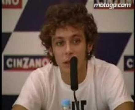 press conference Phillip island 2004 part 2