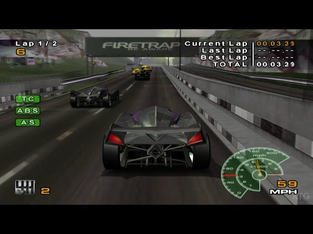 Lotus Challenge PS2 Gameplay HD (PCSX2)
