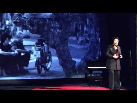 Change: Identity vs. Humanity: Madam (TON NU THI) Ninh at TEDxSanJoaquin