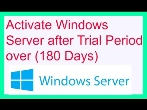 windows server 2012 trial license key