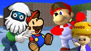 SM64 Bloopers: The Pirate Plumbers
