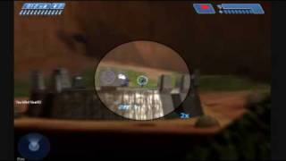 Halo Combat Evolved PC Demo Multiplayer Gameplay 1