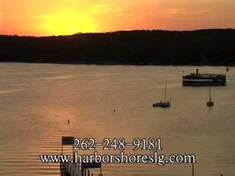harbor shores on lake geneva lake geneva wi hotel youtube. Black Bedroom Furniture Sets. Home Design Ideas