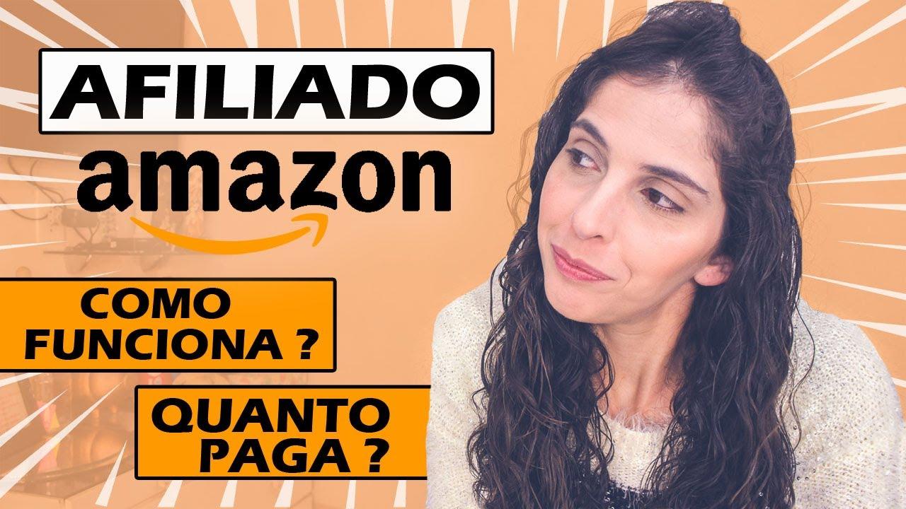 COMO TRABALHAR como AFILIADO pela AMAZON !! - AFLIADOS INICIANTES