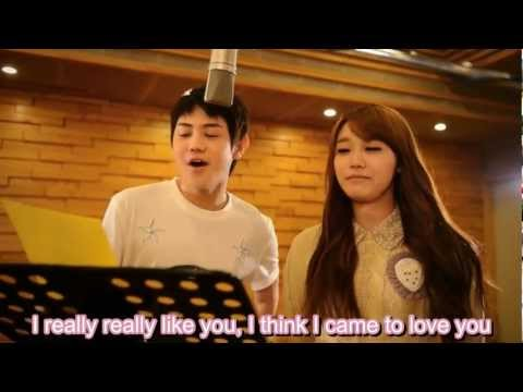 Yoseob & Eunji - Love Day MV HD Eng Sub