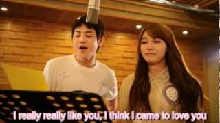 Yoseob & Eunji - Love Day MV HD Eng Sub