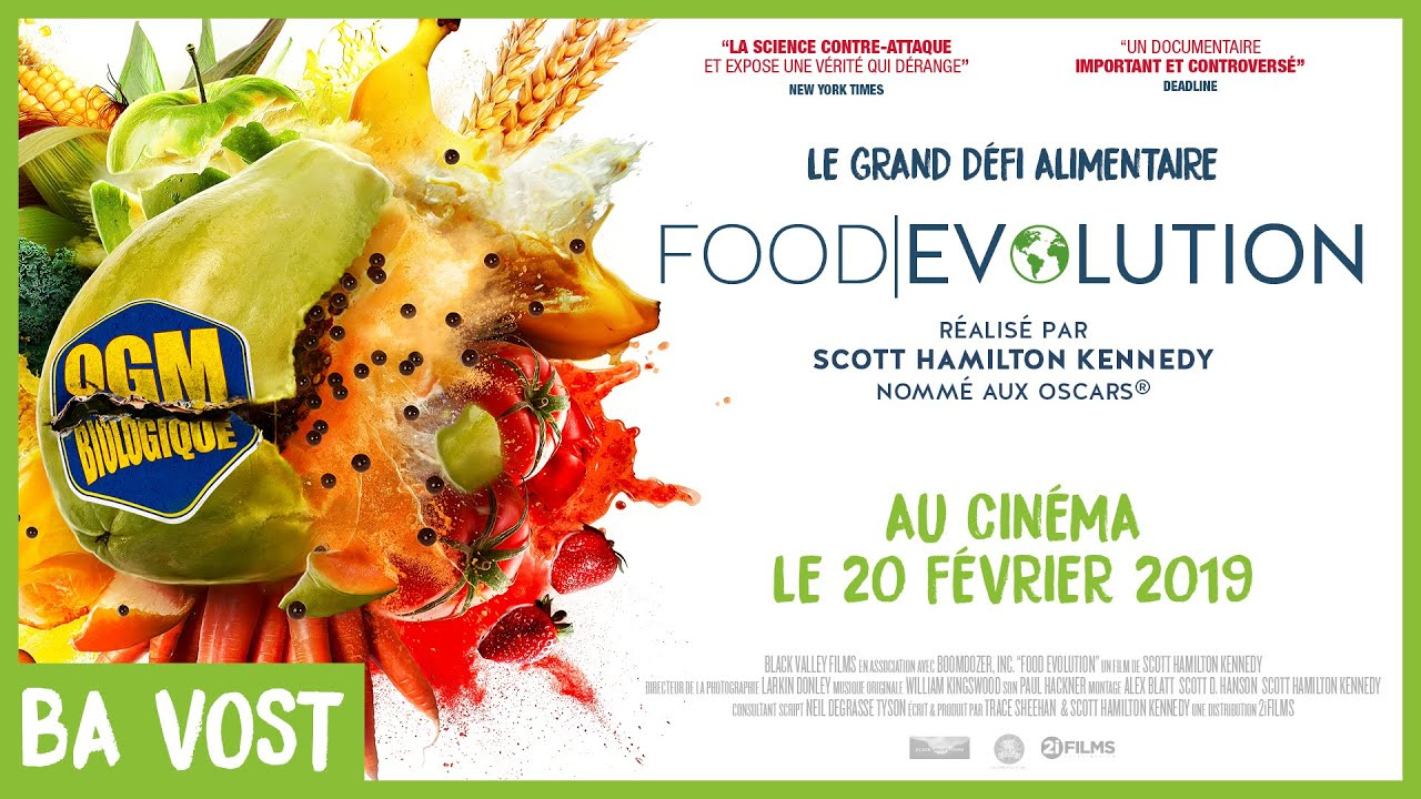 BANDE-ANNONCE FOOD EVOLUTION VOST