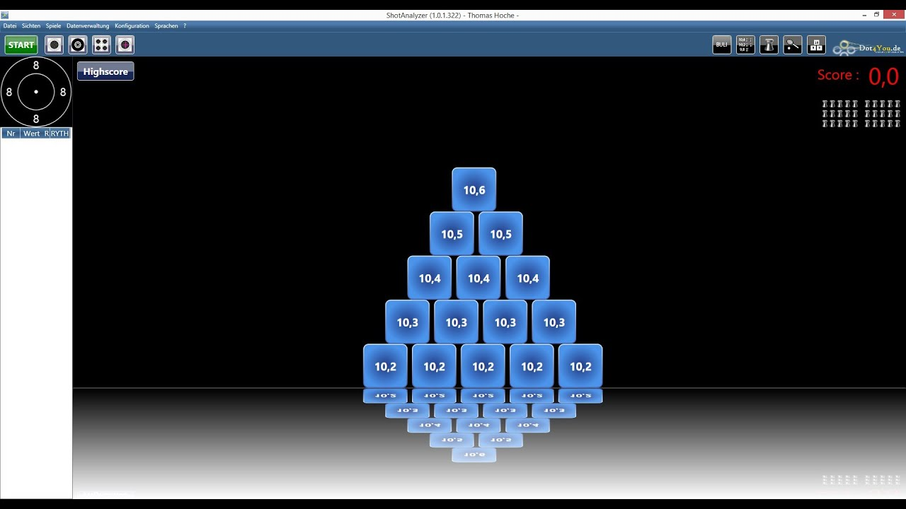 Pyramidenspiel