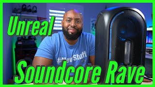 Anker Soundcore Rave: 160 WATT Party In A Box