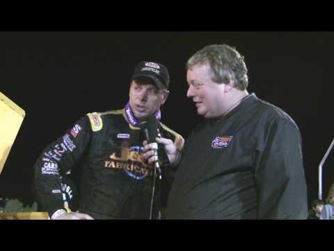 Port Royal Speedway Tuscarora 50 Victory Lane 9-12-09