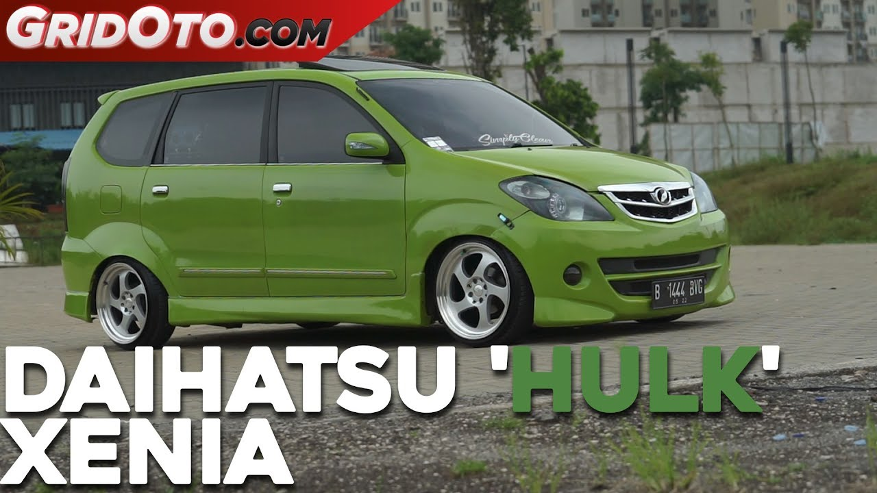 Siapa Bilang Toyota Hiace Enggak Cocok Dibikin Gambot Ini