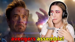 AVENGERS: ENDGAME i love you 3000 (Movie Commentary)
