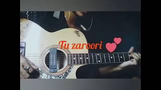 Tu Zaroori Zid Male cover by Aritra Acharjee Sunidhi Chauhan Sharib.mp3