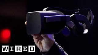 Facebook and Oculus Want Your Head and Hands in Virtual Space