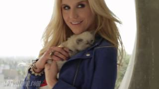 Ke$ha Shows Her Softer Side