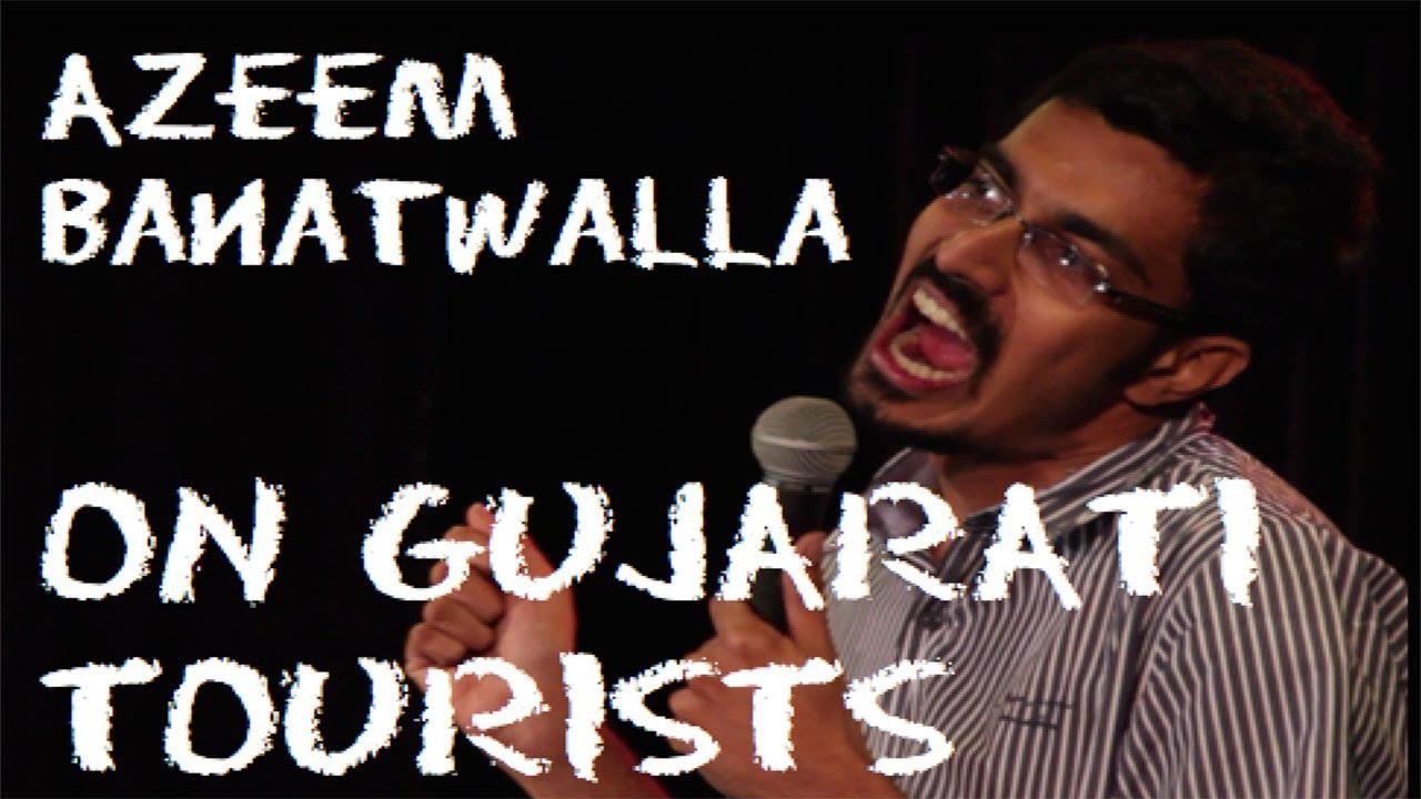 EIC: Azeem Banatwalla On Gujarati Tourists
