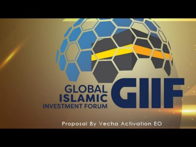 GLOBAL ISLAMIC INVESTMENT FORUM 2021