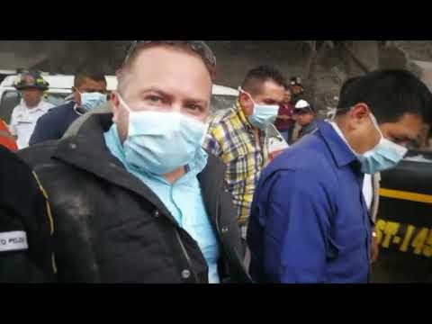 La violenta erupción de Guatemala suma 69 muertos; anticipan más