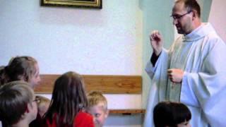 """Kazanie dla dzieci - """"Kto z kim przystaje..."""" Kacwin II st.2011r."""