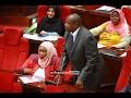 VIDEO: Charles Kitwanga kasimama bungeni leo na kuuliza swali