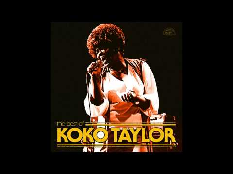 Koko Taylor  I´m A Woman   HD