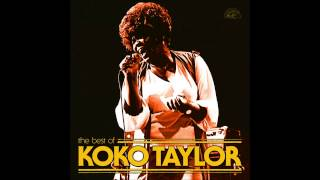 Koko Taylor I M A Woman Hd