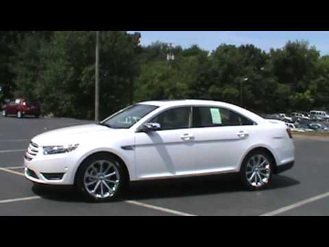 For Sale 2014 Ford Taurus Limited Stk 40080 Www Lcford