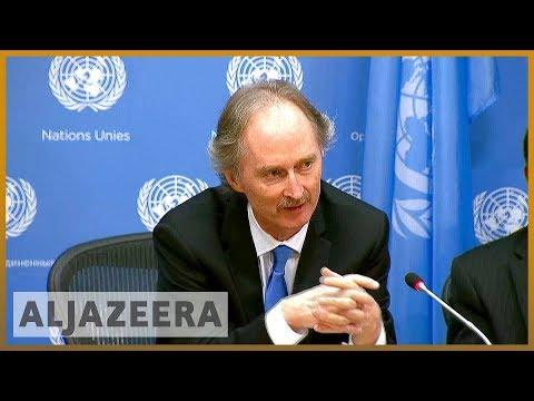 🇺🇳 UN secretary-general to appoint Geir Peders as Syria envoy | Al Jazeera English