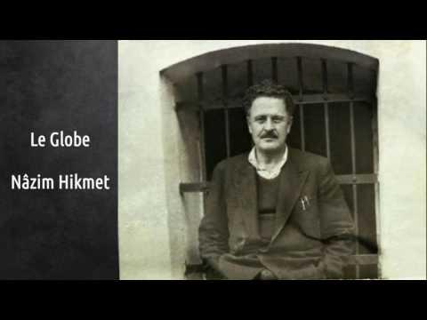 Le Globe, Nâzim Hikmet
