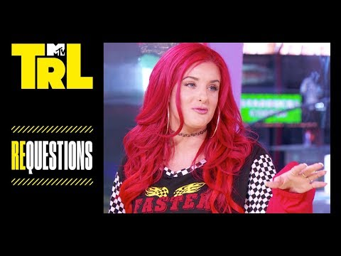 Justina Valentine On Her Favorite 'Wild 'N Out' Moment | Requestions | TRL Weekdays at 4pm