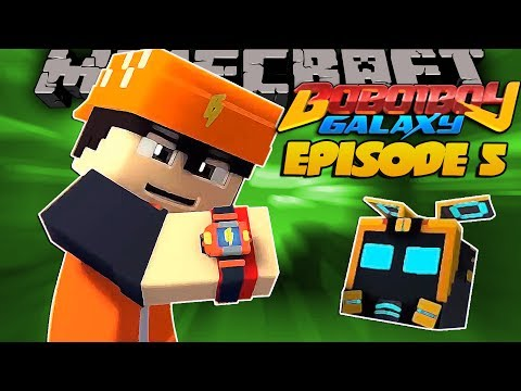 BoBoiboy The Movie - Full Episode 5 - Minecraft Animation
