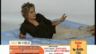SARANA BERSANTAI AIR SOFA BED 5 IN 1